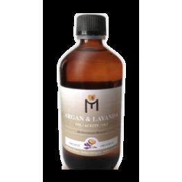 Aceite Orgánico de Argán Aromatizado Con Lavanda 50Ml