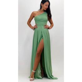 Vestido de Fiesta Andrea Rosa