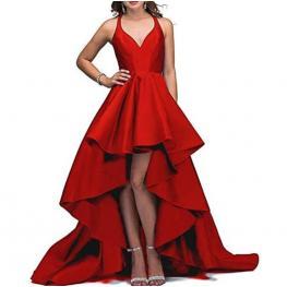 Vestido Lucia Rojo
