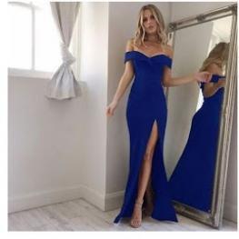 Vestido Lolita Azul