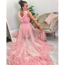 Vestido New York Rosa
