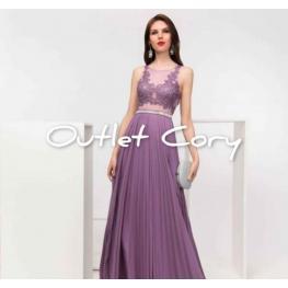 Vestido Alejandra Color Lila
