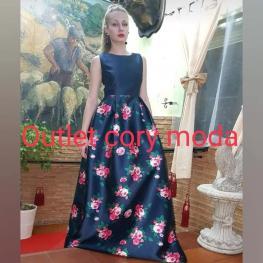 Vestido Largo Andra