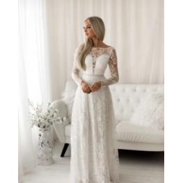 Vestido Melania Blanco
