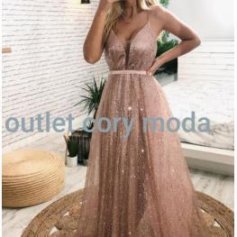 Vestido Alteza Color Rosa