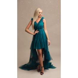 Vestido New York Color Esmeralda
