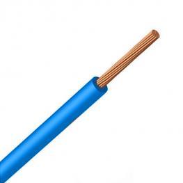 Cable Eléctrico Azul 1.5Mm² H07Z1-K (As) Type 2 Libre de Halógenos (Corte A Medida)