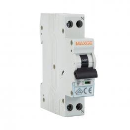Interruptor Automático Estrecho Dpn Residencial 1P+N 25A Curva C 6Ka