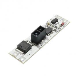 Interruptor de Proximidad Pir + Regulador de Intensidad Para Perfil Led 12/24V