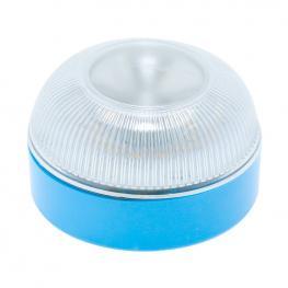 Luz de Emergencia  Led Para Coches V16 Ip65 Homologada Dgt + Base Magnética (Batería Incluida) Blanco Cálido 3000K