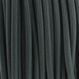 Cable Textil Negro (25 Metros)