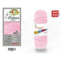 Lana Zepelin 24 Color Rosa Palo