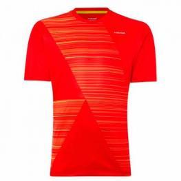 Camiseta Head Speed Roja