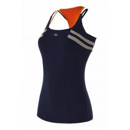 Camiseta de Asas Naffta 214Ac-Ca401 Azul