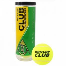 Bote de Bolas Dunlop Club Championship