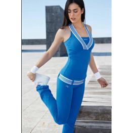 Pantalón Recto Naffta 13Pa107 Azul