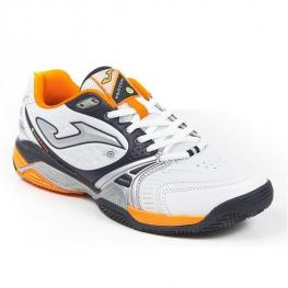 Joma Match White Orange