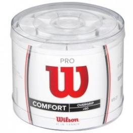 Tambor 60 Overgrips Wilson Lisos Comfort