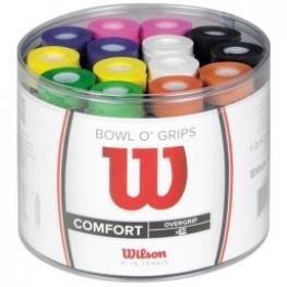 Tambor 50 Overgrips Wilson Colores