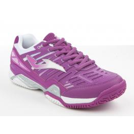Zapatillas Joma Slam Lady Fucsia Clay