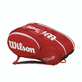 Paletero Wilson Mini Tour 6Pk Red