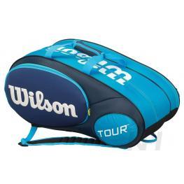 Paletero Wilson Mini Tour 6Pk Blue