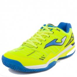 Joma Slam Clay Lemon Fluor