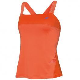 Camiseta Babolat Tirantes Tank Top Naranja