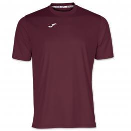 Camiseta Joma Combi Burdeos