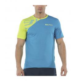 Camiseta Bullpadel Chamois Azul Atomico