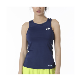 Camiseta Bullpadel Eduma Women Azul
