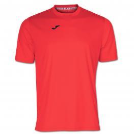 Camiseta Joma Combi Coral Fluor