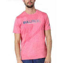 Camiseta Bullpadel Colkito Fucsia