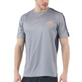 Camiseta Bullpadel Iunet Gris
