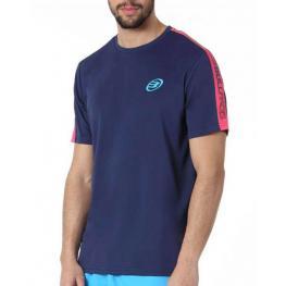 Camiseta Bullpadel Costibi Azul Marino