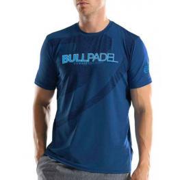 Camiseta Bullpadel Colkito Azul Marino