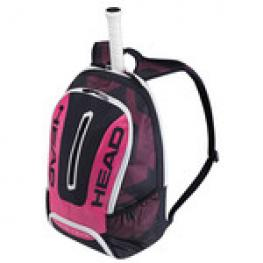 Mochila Head Tour Team Rosa