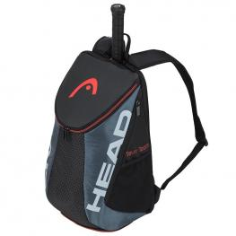 Mochila Head Tour Team Backpack Black Grey