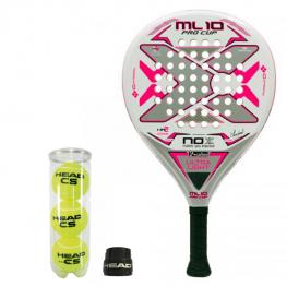 Pala Nox Ml10 Pro Cup Ultralight Silver