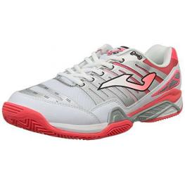 Joma Slam Lady Clay White Coral