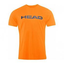 Camiseta Head Ivan Men Naranja