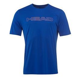 2018 Camiseta Head Basic Tech Azul