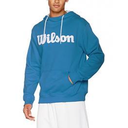 Sudadera Wilson Script Cotton Azul