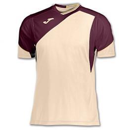 Camiseta Joma Granada Beige Vino