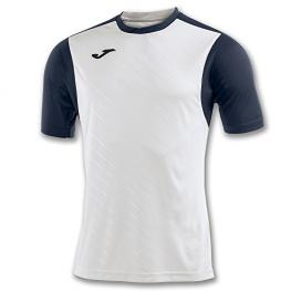 Camiseta Joma Torneo II Blanco/marino