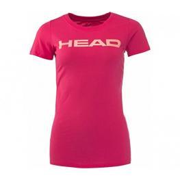 Camiseta Head Chica Lucy Rosa