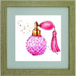 Cuadro 20X20 6000 Perfumes