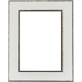 Espejo 40X50 1200 Blanco