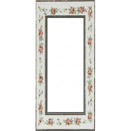 Espejo 30X80 1199 Blanco