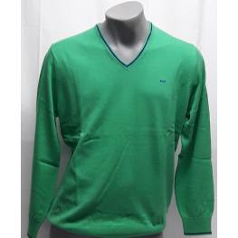 Jersey Verde (6-Xxl)100%algodon